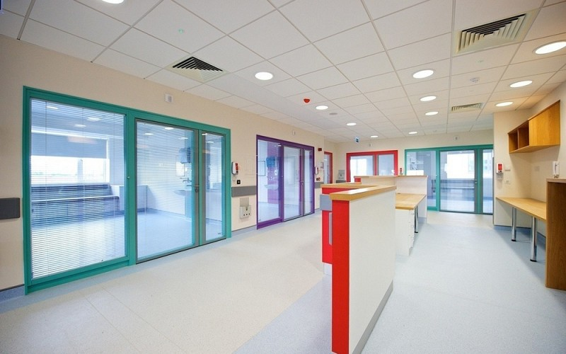 Our Lady's Children's Hospital, Crumlin A