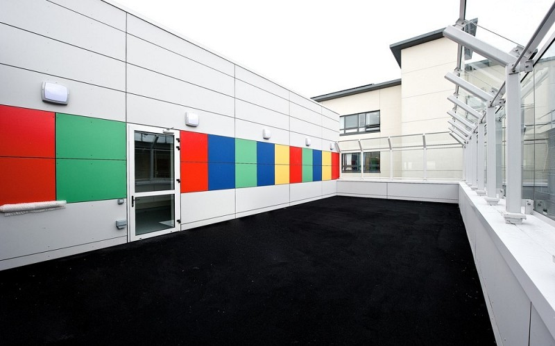 Our Lady's Children's Hospital, Crumlin C