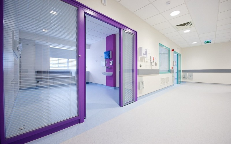 Our Lady's Children's Hospital, Crumlin E