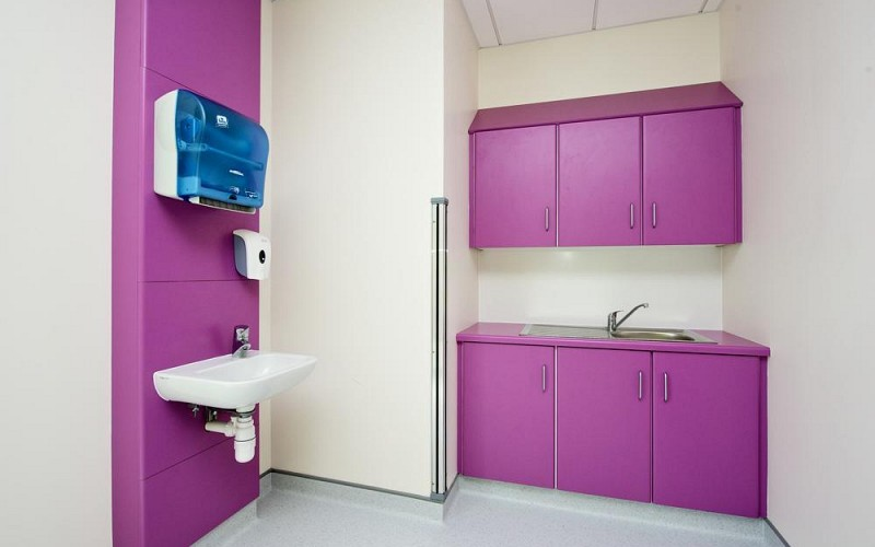 Our Lady's Children's Hospital, Crumlin G