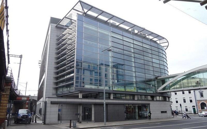 Trinity College Dublin Indoor Sports Hall B
