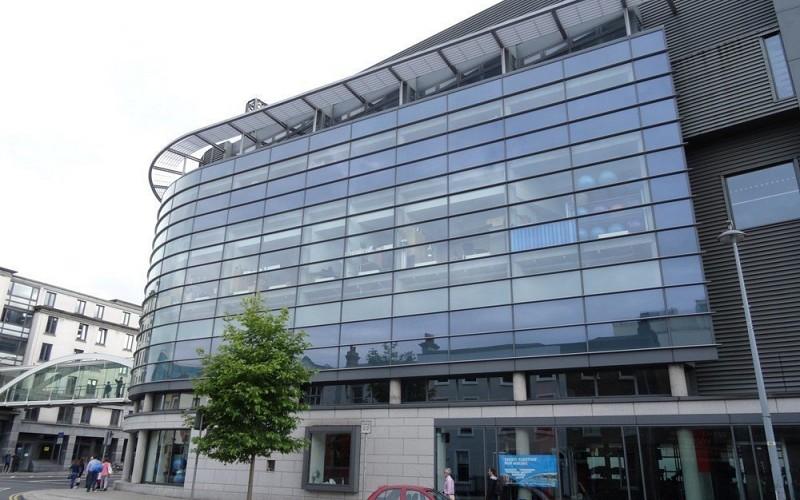 Trinity College Dublin Indoor Sports Hall A